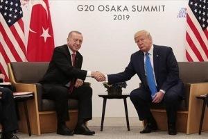 نامه خلاف عرف ترامپ به اردوغان: احمق نباش!