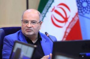 زالی: وضع تهران به لحاظ کنترل کرونا مطلوب نیست