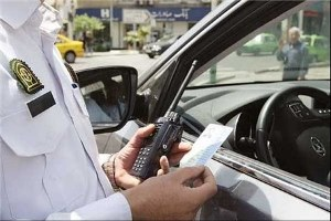 10هزار دستگاه خودرو در مشهد توقیف شد