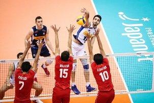 پایان جام جهانی والیبال: ایران هشتم شد
