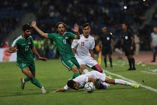 هدیه ویژه تویوتا به بازیکنان عراق که به ایران گل زدند