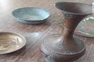 کشف اشیا تاریخی قاچاق در یک خانه + توضیحات