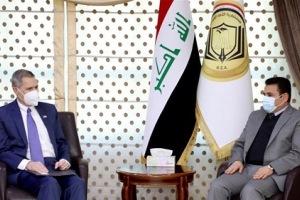 سفیر آمریکا: به دنبال حل اختلافات با تهران هستیم