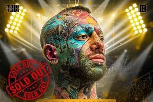 کنسرت جنجالی تتلو در ترکیه: از الفاظ رکیک و مواد مخدر تا پایین کشیدن شلوار!