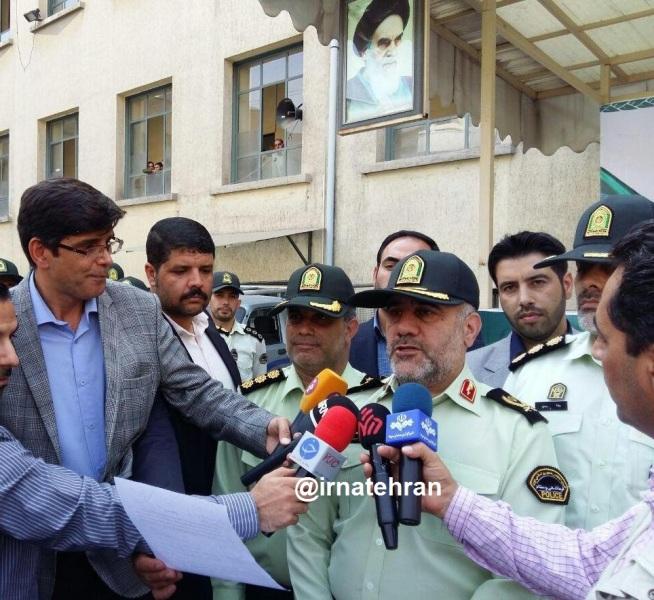 سارقان و مالخران تهران در دام پلیس