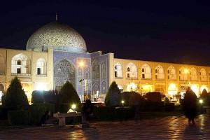 گزارش تصویری: میدان نقش جهان در اصفهان